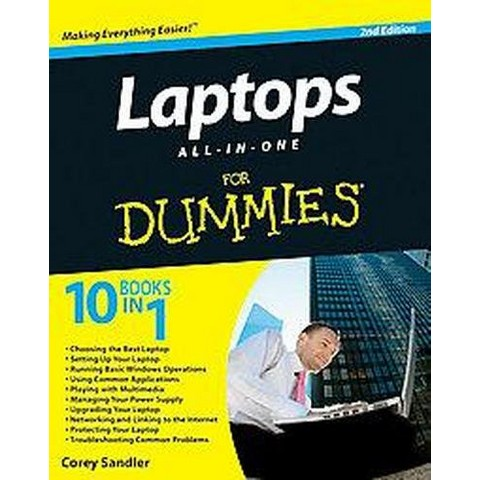 Laptops All-in-One For Dummies (Paperback)