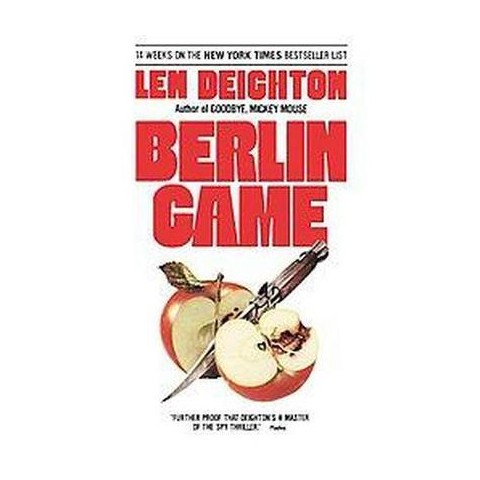 Berlin Game (Unabridged) (Compact Disc)