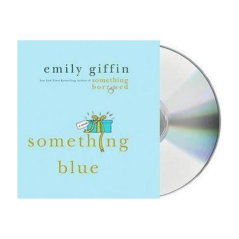Something Blue (Abridged) (Compact Disc)