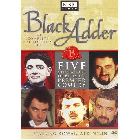 Black Adder: The Complete Collector's Set (5 Discs)