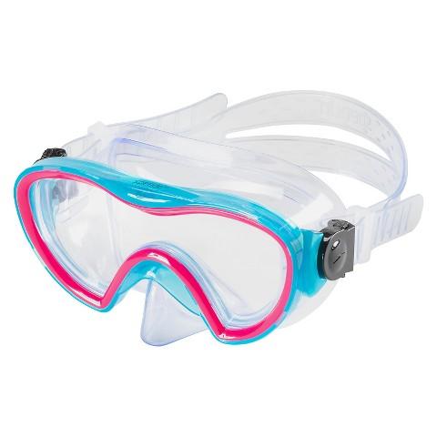 Junior Speedo UV Protection Swim Mask - Green