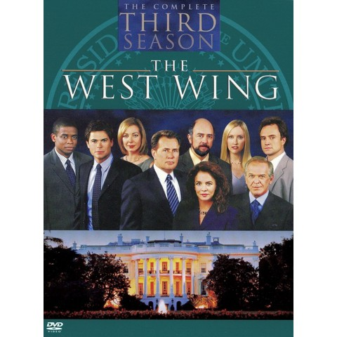 The West Wing: The Complete Third Season (4 Discs) (Widescreen)