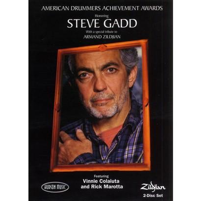 American Drummers Achievement Awards Honoring Steve Gadd