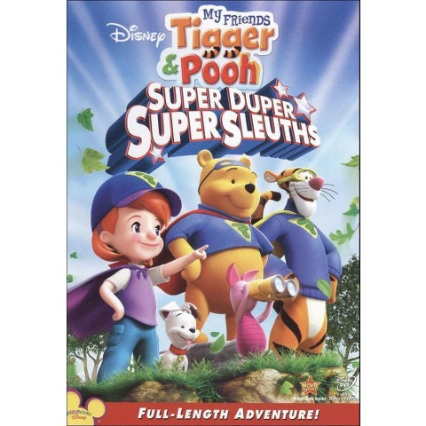 My Friends Tigger and Pooh: Super Duper Super Sleuths (Widescreen)