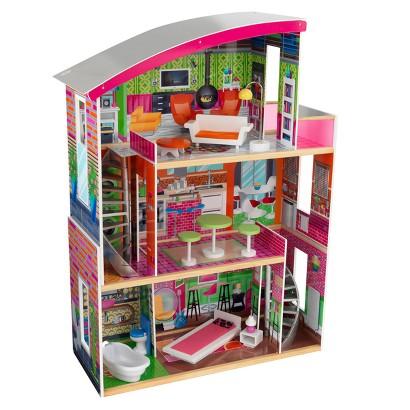 kidkraft designer dollhouse target