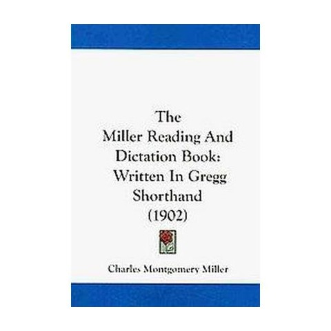 The Miller Reading and Dictation Book (Paperback)