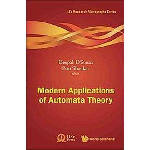 Modern Applications of Automata Theory (Hardcover)