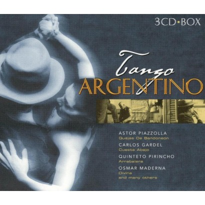 Tango Argentino (Golden Stars)