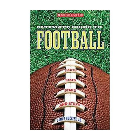 Scholastic Ultimate Guide to Football (Hardcover)