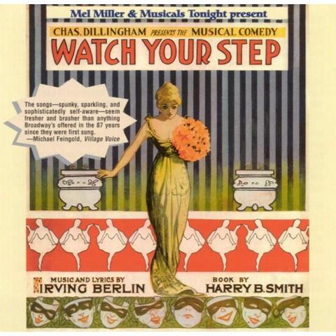 Watch Your Step (Original Cast Recording)