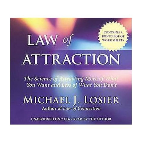 Law of Attraction (Unabridged) (Compact Disc)