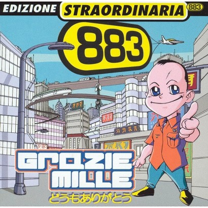 Grazie Mille (Bonus Tracks)