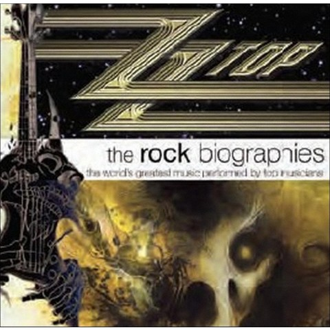 The Rock Biographies: ZZ Top