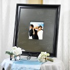Elegant Signature Picture Frame