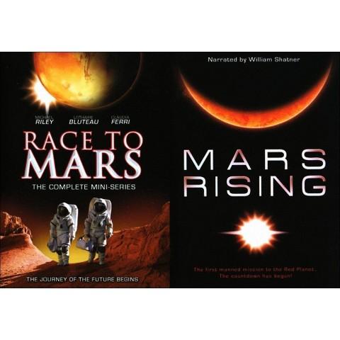 Mars Rising/Race to Mars (2 Discs)