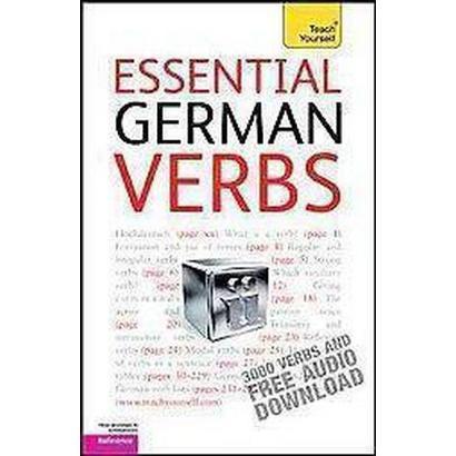 Essential German Verbs (Revised) (Paperback)