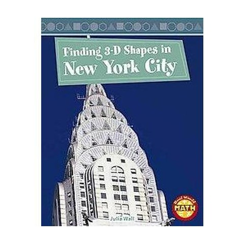Finding 3-d Shapes in New York City (Hardcover)
