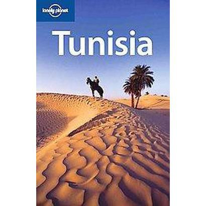 Lonely Planet Tunisia (Paperback)