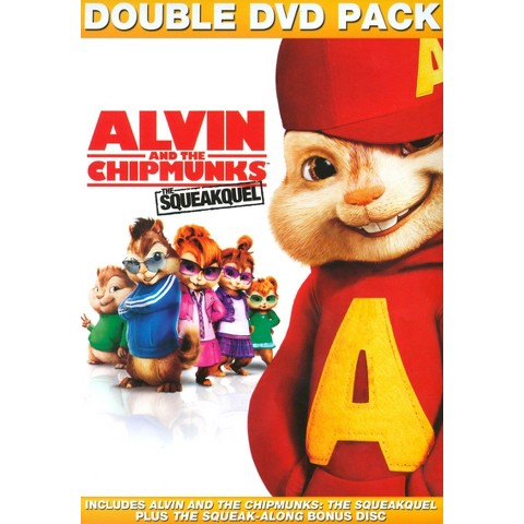 Alvin and the Chipmunks: The Squeakquel (2 Discs) (Widescreen)