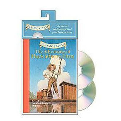 Adventures of Huckleberry Finn (Reprint) (Mixed media product)