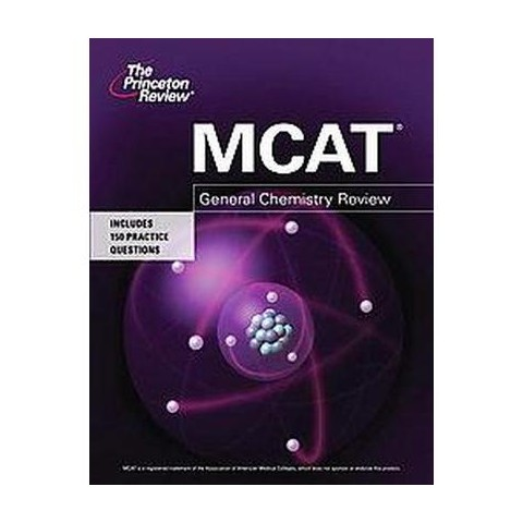 Mcat General Chemistry Review (Mixed media product)