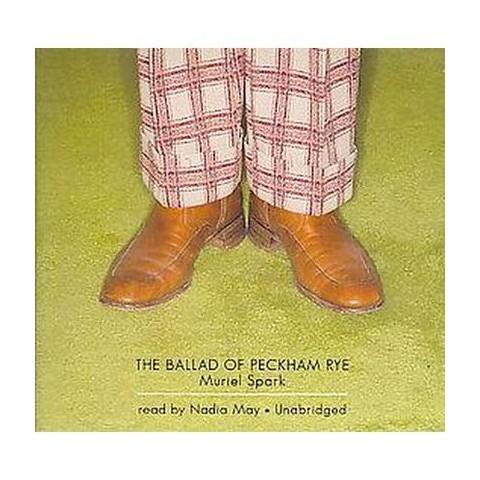 The Ballad of Peckham Rye (Unabridged) (Compact Disc)