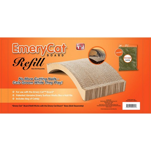 As Seen on TV Emery Cat Refill