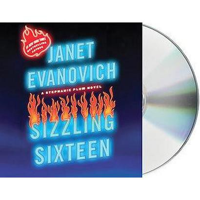 Sizzling Sixteen (Unabridged) (Compact Disc)