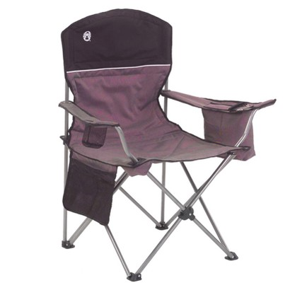 Coleman Elite Cooler Quad Chair
