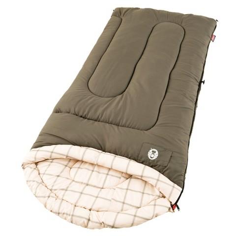 Coleman® Calgary™ Cold Weather Sleeping Bag - Brown