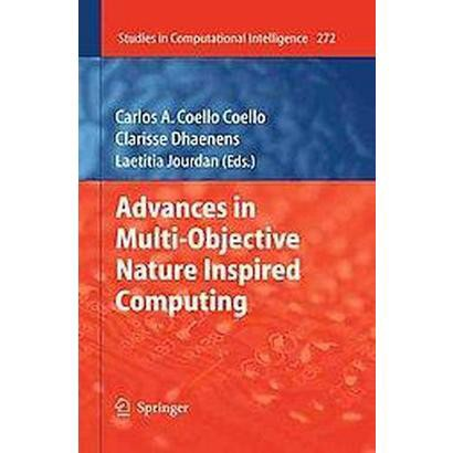 Advances in Multi-Objective Nature Inspired Computing (Hardcover)