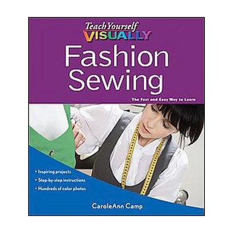Teach Yourself VISUALLY Fashion Sewing (Paperback)
