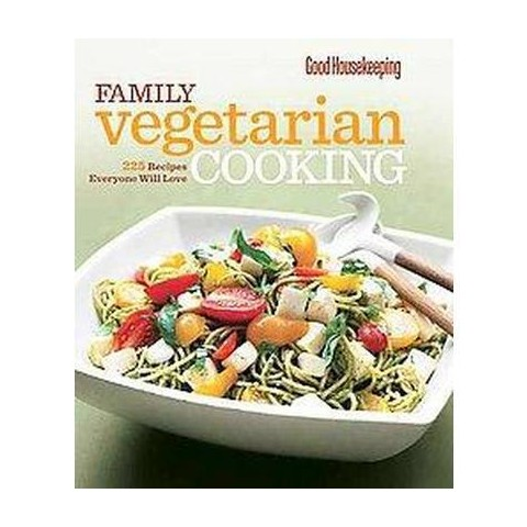 Family Vegetarian Cooking (Hardcover)
