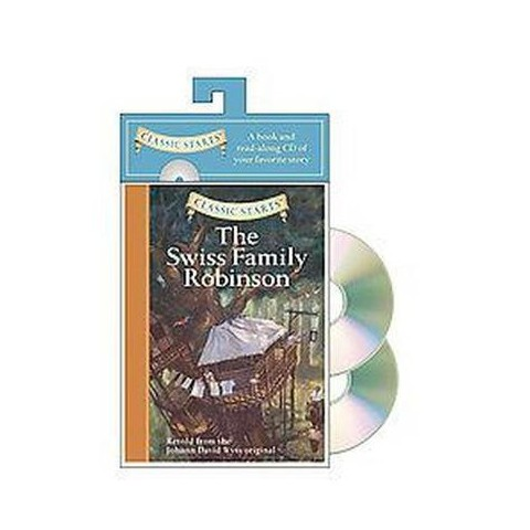 The Swiss Family Robinson (Reprint) (Mixed media product)