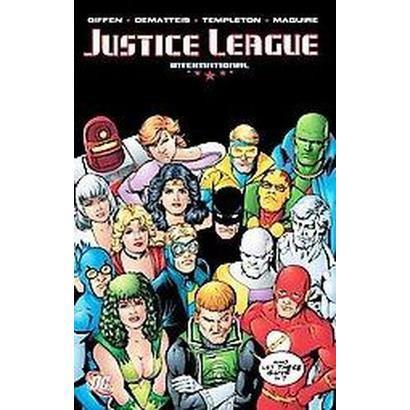 Justice League International 4 (Paperback)