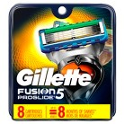 Gillette Fusion ProGlide Power Men's Razor Blade Refills - 8 count
