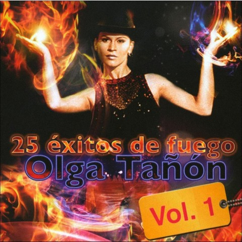 25 Exitos de Fuego, Vol. 1