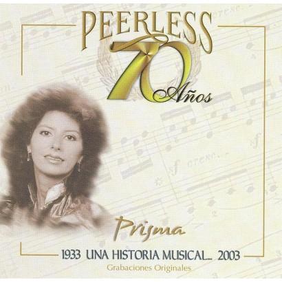 70 Años Peerless Una Historia Musical (Greatest Hits)