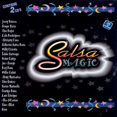 Salsa Magic (Sony)