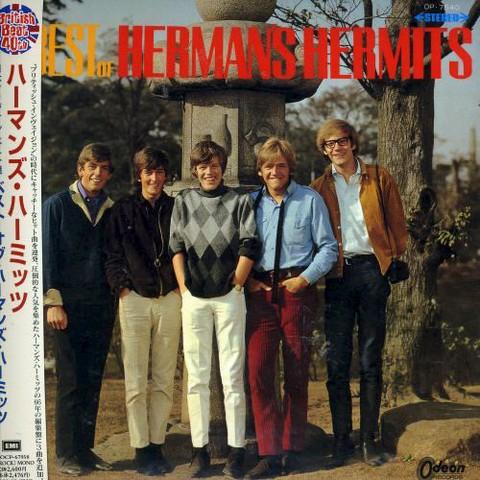 Best of Herman's Hermits (Pegasus)