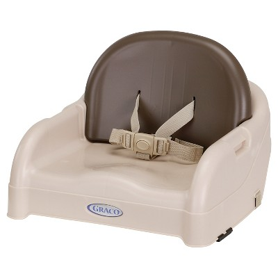 Graco Blossom Booster Seat - Brown