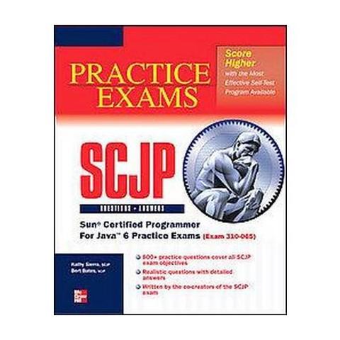 OCP Java SE 6 Programmer Practice Exams (Paperback)