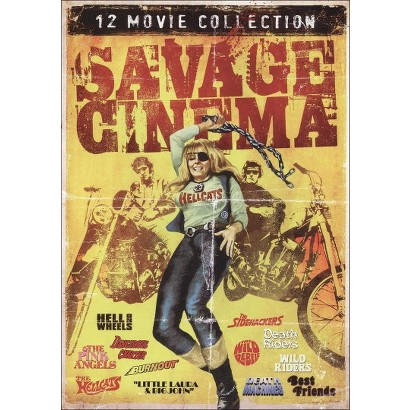 Savage Cinema (3 Discs) (S)