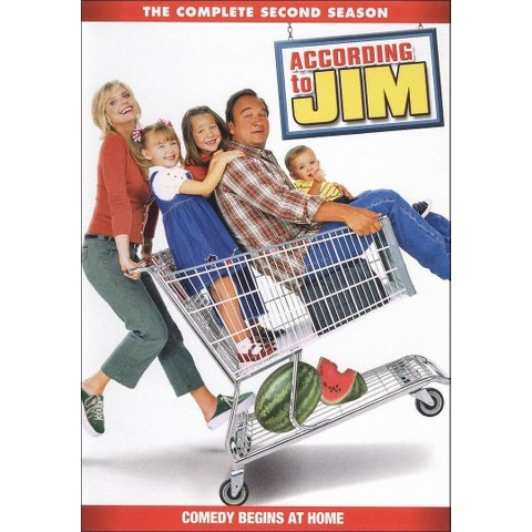 According to Jim: The Complete Second Season (4 Discs) (Widescreen)