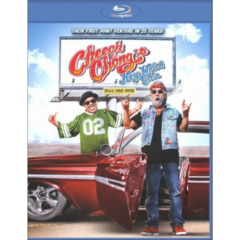 Cheech and Chong's Hey Watch This! [Blu-ray]