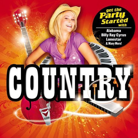PARTY STARTERS: COUNTRY