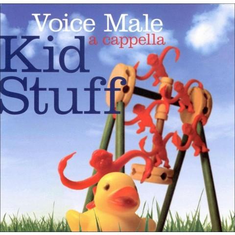 Kid Stuff: A Cappella