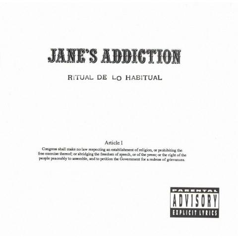 Ritual de lo Habitual (Clean Cover) [Explicit Lyrics]