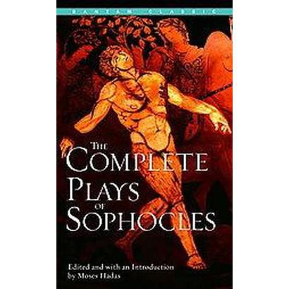 The Complete Plays of Sophocles (Reissue) (Paperback)