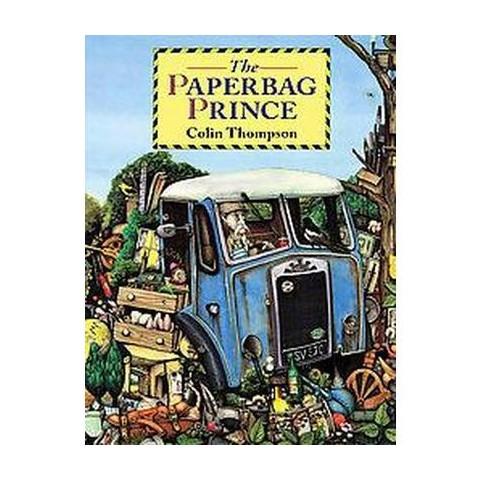 Paperbag Prince (Paperback)